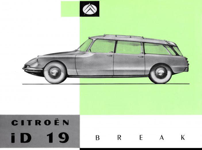 ID 19 Break, la prima station wagon di lusso europea - Foto 4 di 5