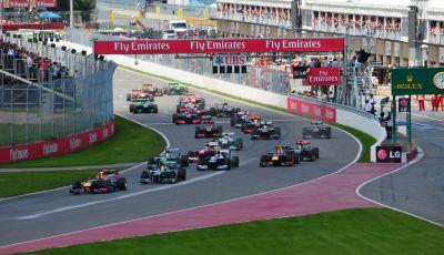 F1 GP Canada 2018 orari TV: diretta Sky e differita TV8