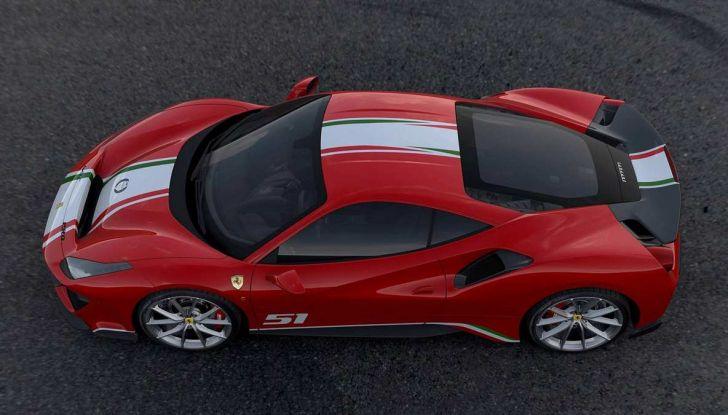 Ferrari 488 Pista Piloti, la Supercar per i clienti dei programmi Corsa - Foto 3 di 5