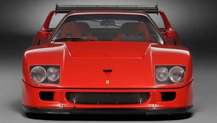 Ferrari F40 LM, esemplare record da 5 milioni di euro - Foto 3 di 6