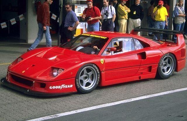 Ferrari F40 LM, esemplare record da 5 milioni di euro - Foto 6 di 6
