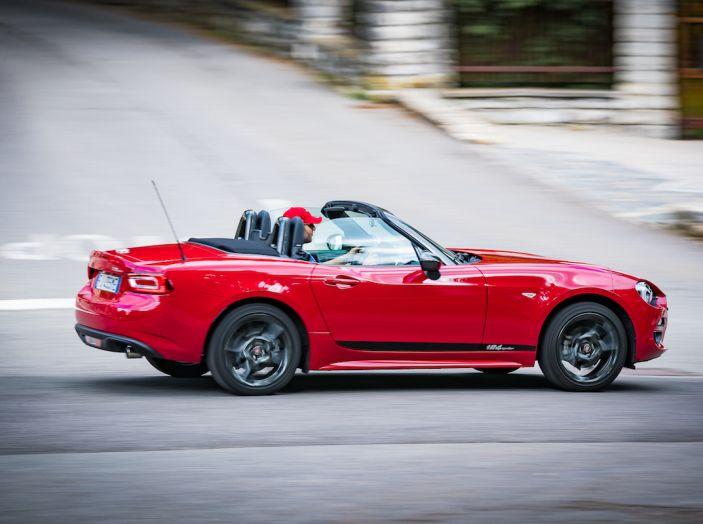 Test Drive Fiat 124 Spider 2018: un sogno en plein air - Foto 11 di 29