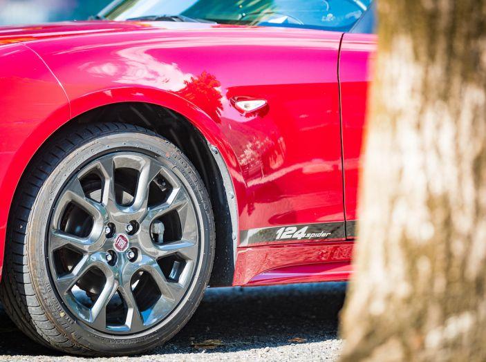 Test Drive Fiat 124 Spider 2018: un sogno en plein air - Foto 19 di 29
