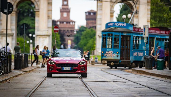 Test Drive Fiat 124 Spider 2018: un sogno en plein air - Foto 23 di 29