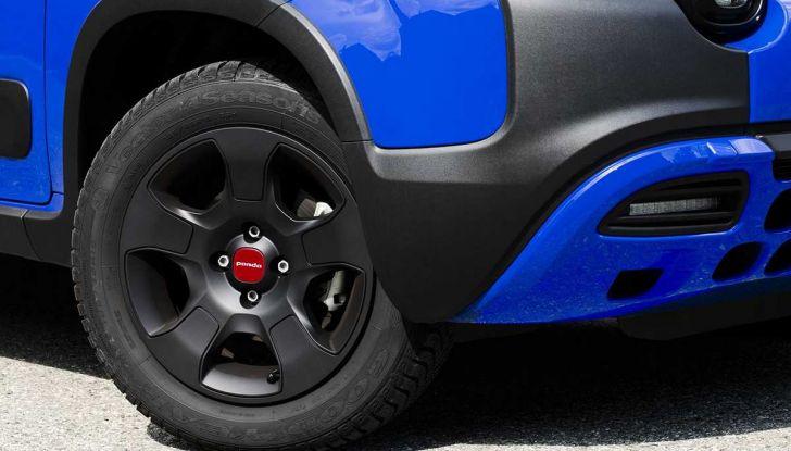 Fiat Panda Waze, versione speciale per l'app di navigazione - Foto 12 di 13