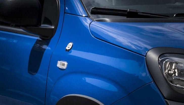 Fiat Panda Waze, versione speciale per l'app di navigazione - Foto 5 di 13
