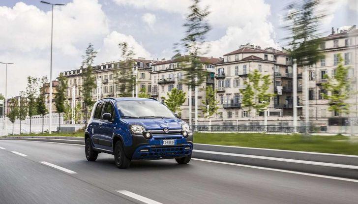 Fiat Panda Waze, versione speciale per l'app di navigazione - Foto 2 di 13