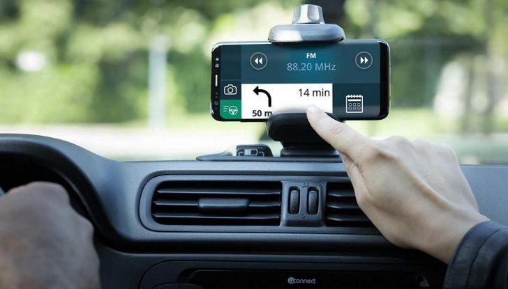 Fiat Panda Waze, versione speciale per l'app di navigazione - Foto 10 di 13