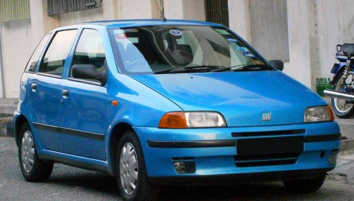 Fiat Punto esce di produzione dopo 25 anni di successi - Foto 11 di 12