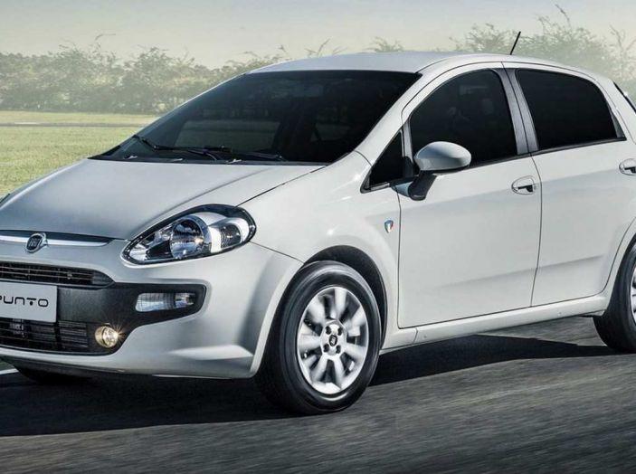 Fiat Punto esce di produzione dopo 25 anni di successi - Foto 6 di 12