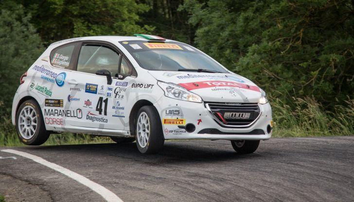 Peugeot Competition RALLY 208 – Leonardi trionfa, Guglielmini nuovo leader della serie - Foto 3 di 9