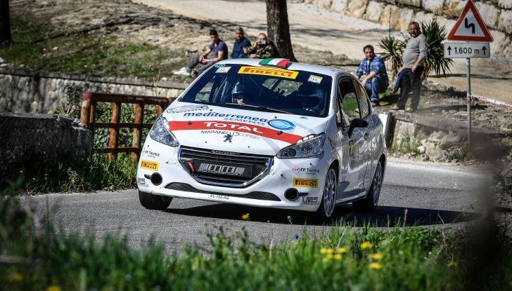 Le ambizioni dei trofeisti del Peugeot Competition alla prova del Rally del Taro - Foto 1 di 4