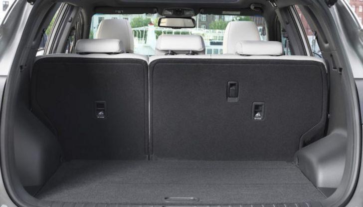 Hyundai Tucson 2018, il Restyling con il nuovo sistema Mild Hybrid - Foto 11 di 17
