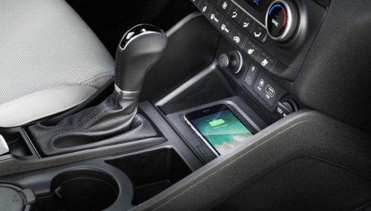 Hyundai Tucson Hybrid: il SUV diventa green - Foto 12 di 17