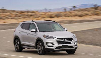 Hyundai Tucson 2018, il Restyling con il nuovo sistema Mild Hybrid