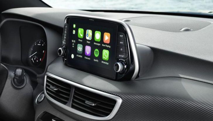Hyundai Tucson 2018, il Restyling con il nuovo sistema Mild Hybrid - Foto 17 di 17