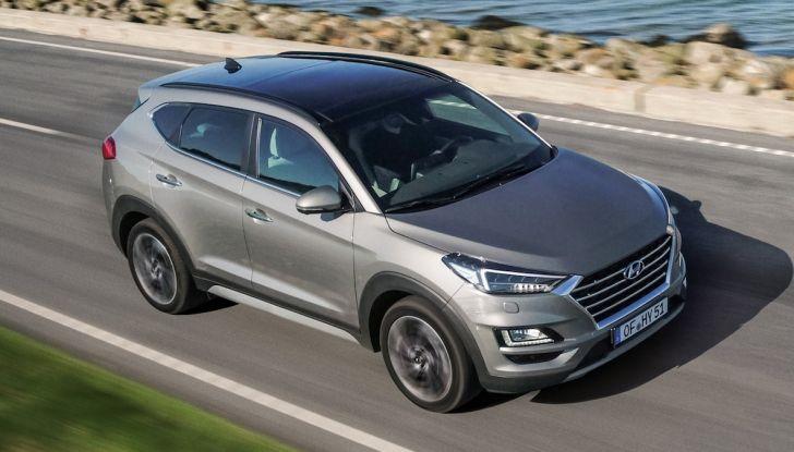 Hyundai Tucson 2018, il Restyling con il nuovo sistema Mild Hybrid - Foto 5 di 17