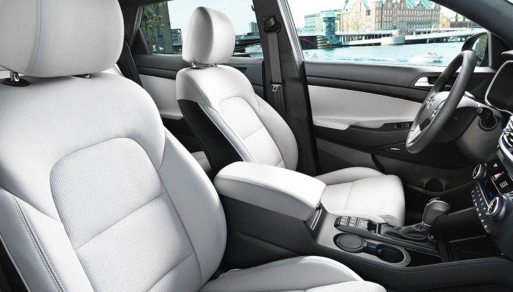 Hyundai Tucson Hybrid: il SUV diventa green - Foto 6 di 17