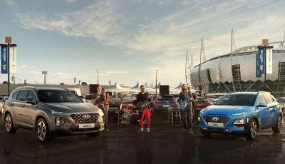 Hyundai e i Maroon 5 insieme nello spot per i Mondiali 2018