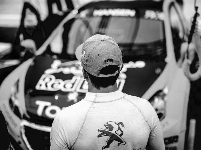 Mondiale WRX – le dichiarazioni del team Peugeot (Kevin HANSEN) - Foto 1 di 1