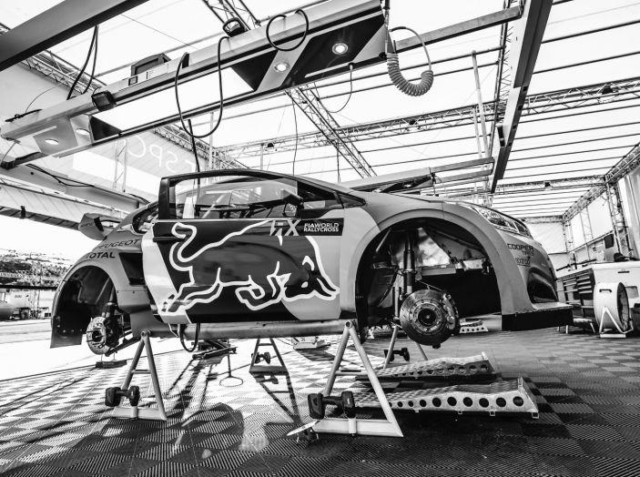 Mondiale WRX – le dichiarazioni del team Peugeot (Kenneth HANSEN) - Foto 1 di 1