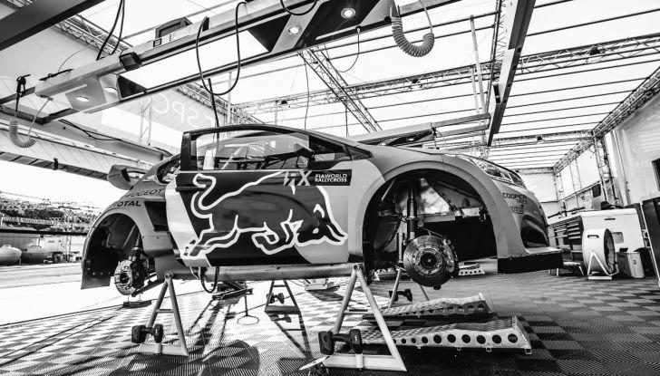 Mondiale WRX – le dichiarazioni del team Peugeot (Kenneth HANSEN) - Foto  di