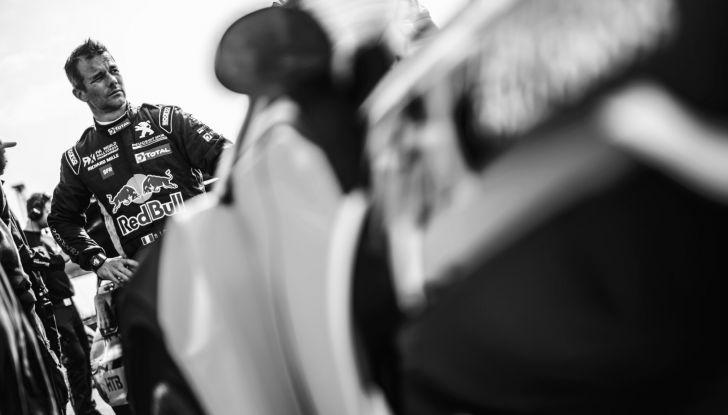 Mondiale WRX – le dichiarazioni del team Peugeot (Sebastien LOEB) - Foto  di