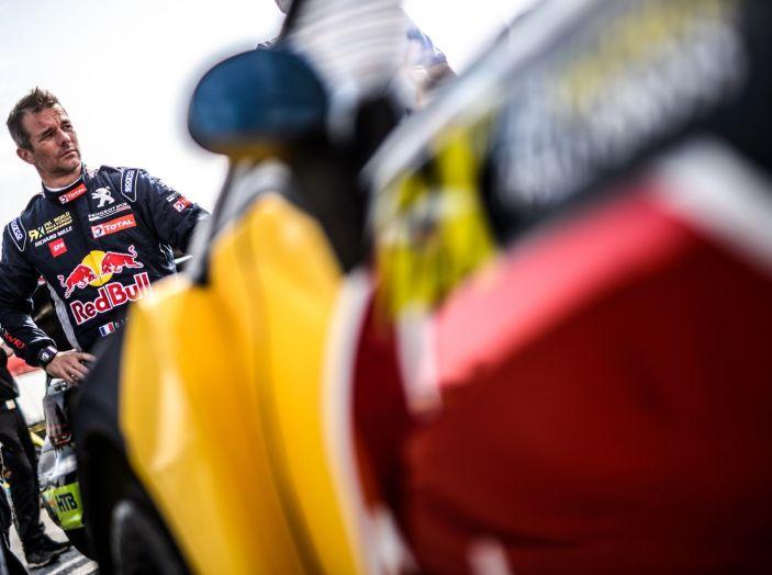Il commento dei Piloti Peugeot al pregara di Hell - Foto 4 di 4