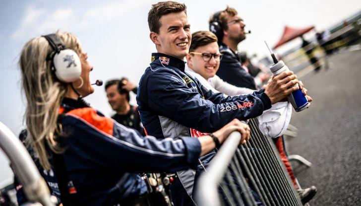 Quinta tappa del campionato FIA WRX – le Peugeot in rotta verso l'inferno di Hell - Foto 3 di 3