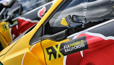 Quinta tappa del campionato FIA WRX – le Peugeot in rotta verso l'inferno di Hell