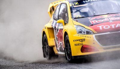 Hell, Norvegia - Peugeot termina ai piedi del podio