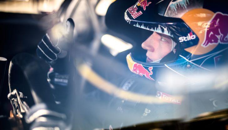 Il commento dei pilioti Peugeot dopo la gara di Hell - Foto 3 di 5