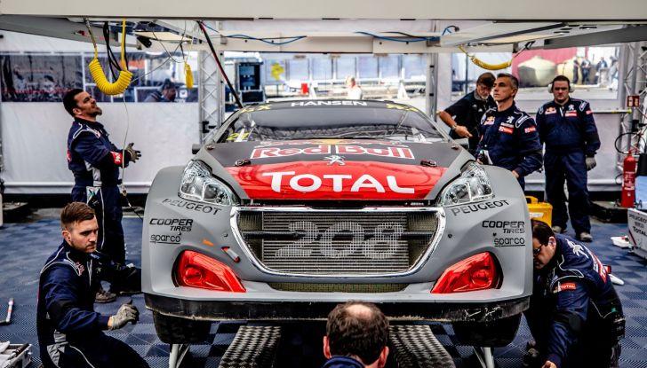 Il commento dei pilioti Peugeot dopo la gara di Hell - Foto 4 di 5