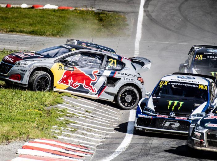 Hell, Norvegia – Peugeot termina ai piedi del podio - Foto 2 di 3