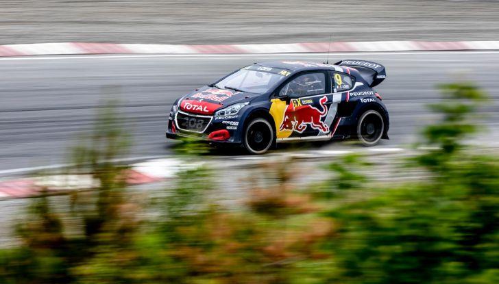 Hell, Norvegia – Peugeot termina ai piedi del podio - Foto 3 di 3