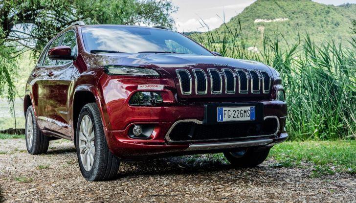 Test Drive Jeep Cherokee Overland, la prova del MultiJet da 200CV con 4×4 - Foto 1 di 27
