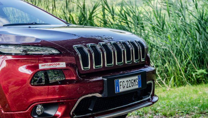Test Drive Jeep Cherokee Overland, la prova del MultiJet da 200CV con 4×4 - Foto 26 di 27