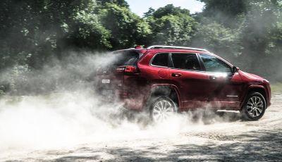 Nuova Jeep Cherokee a 299€ al mese con Freedom Days