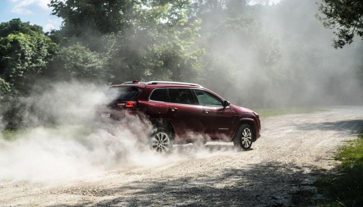 Schema Elettrico Jeep Cherokee : Test drive jeep cherokee overland la prova del multijet da cv