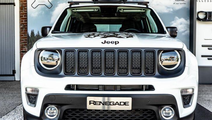 Jeep Renegade Plug-In Hybrid 2020: pronto lo stabilimento di Melfi - Foto 13 di 13