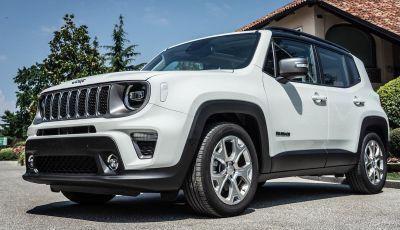 Jeep Renegade Plug-In Hybrid 2020: pronto lo stabilimento di Melfi