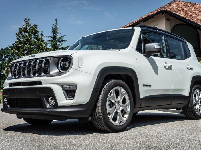 Prova completa Jeep Renegade 2019: Crossover dual su strada e in fuoristrada - Foto 12 di 24