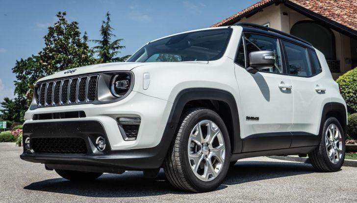 Jeep Renegade Plug-In Hybrid 2020: pronto lo stabilimento di Melfi - Foto 1 di 13