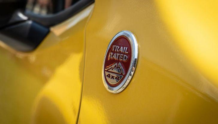 Prova completa Jeep Renegade 2019: Crossover dual su strada e in fuoristrada - Foto 4 di 24