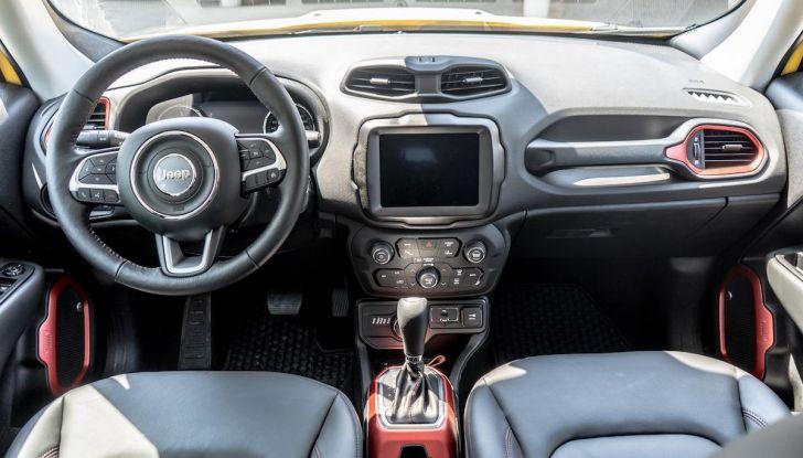 Prova completa Jeep Renegade 2019: Crossover dual su strada e in fuoristrada - Foto 18 di 24