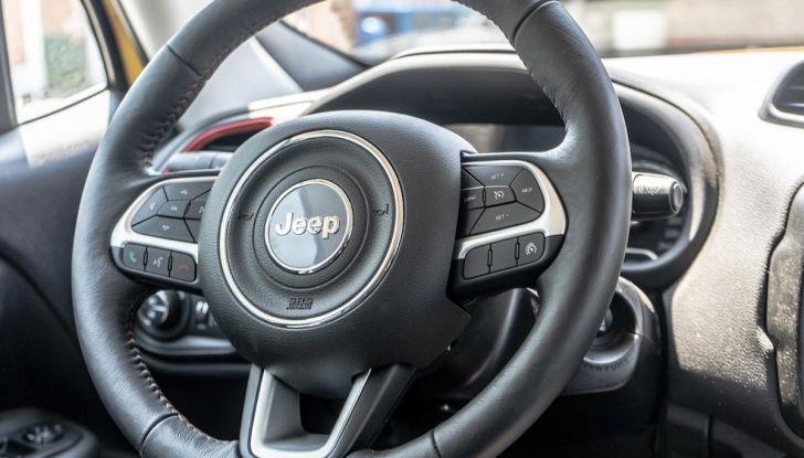 Prova completa Jeep Renegade 2019: Crossover dual su strada e in fuoristrada - Foto 19 di 24