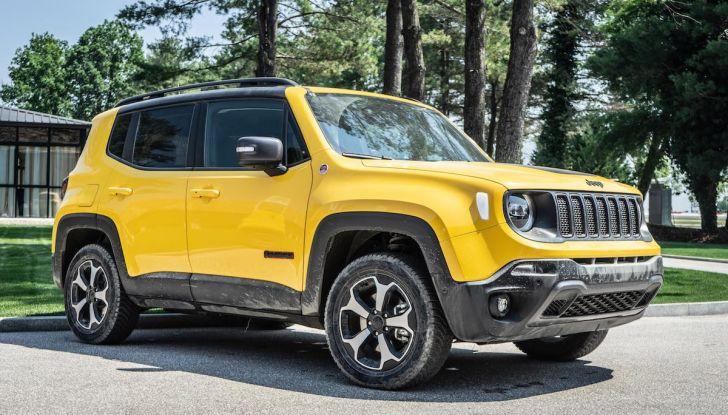 Prova completa Jeep Renegade 2019: Crossover dual su strada e in fuoristrada - Foto 15 di 24