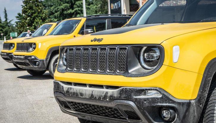 Prova completa Jeep Renegade 2019: Crossover dual su strada e in fuoristrada - Foto 20 di 24