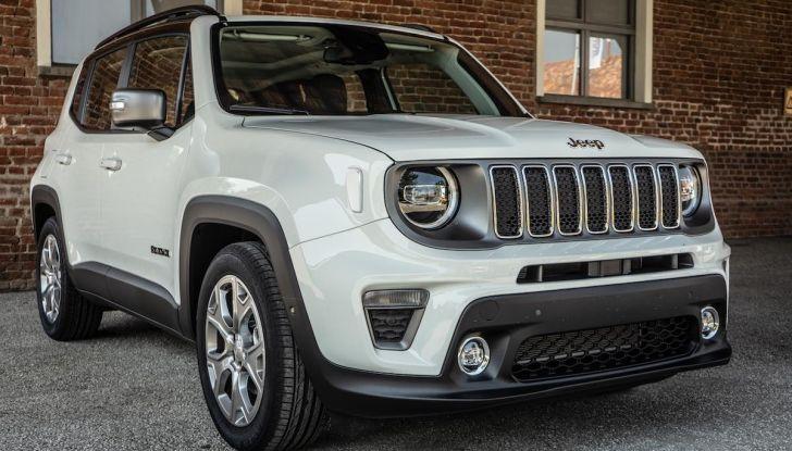 Prova completa Jeep Renegade 2019: Crossover dual su strada e in fuoristrada - Foto 23 di 24