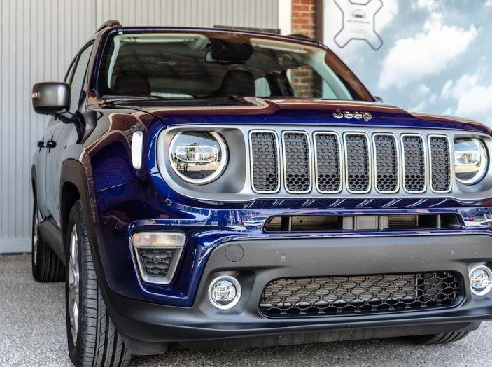 Prova completa Jeep Renegade 2019: Crossover dual su strada e in fuoristrada - Foto 7 di 24
